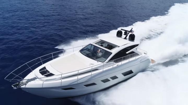 Yacht Sea Trial Sport Speed