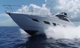 Yacht propulsione Ips Volvo Penta