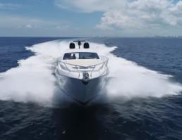 Yacht sportivo open Filippetti