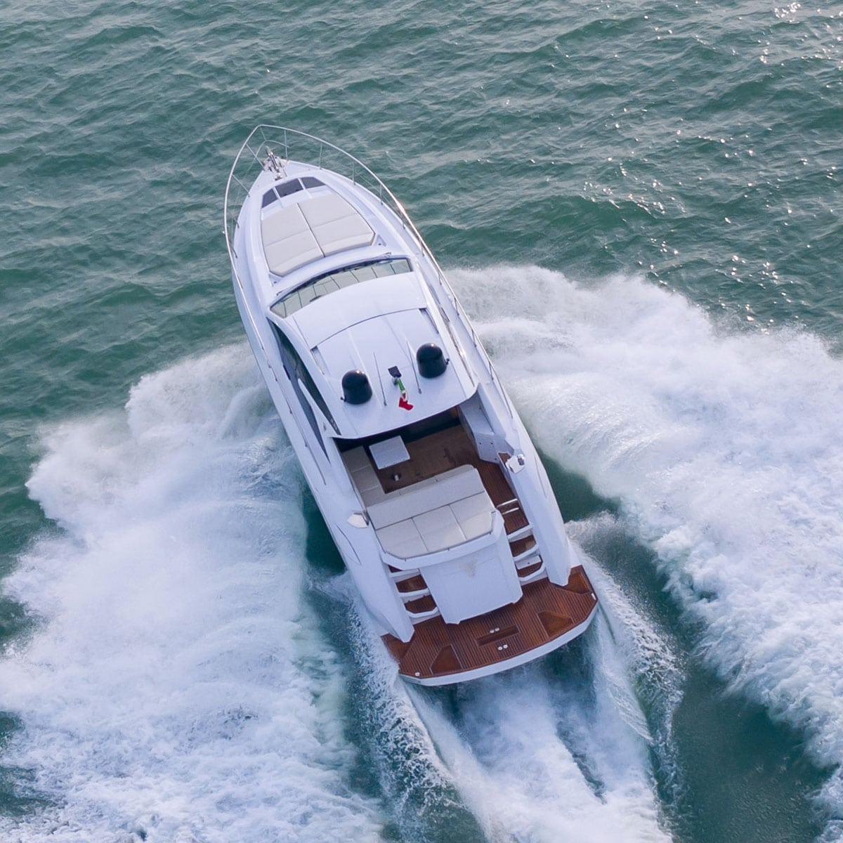 Sport 55 Yacht with Ips Propulsion