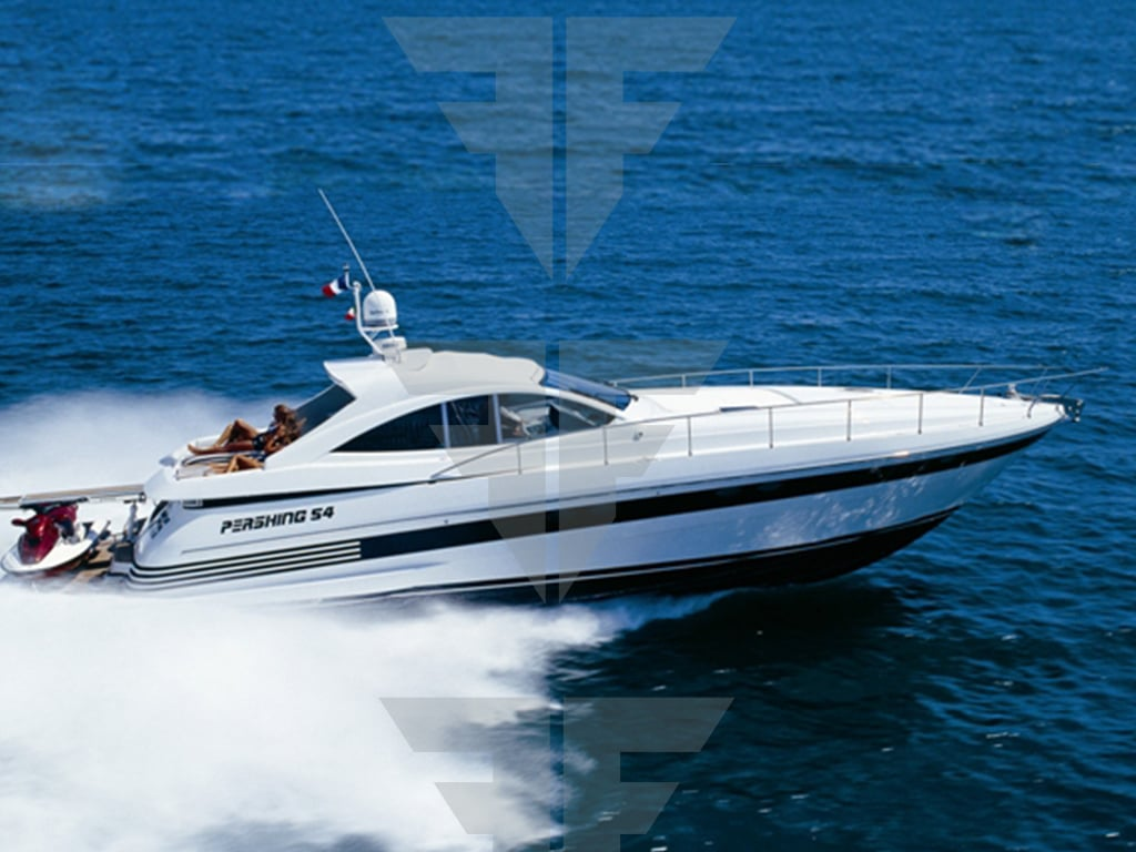 Pershing 54 for Sale Yacht