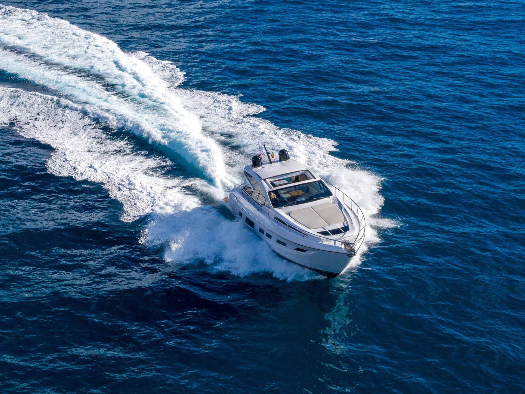 Filippetti S55 - Imbarcazione Sportiva Veloce