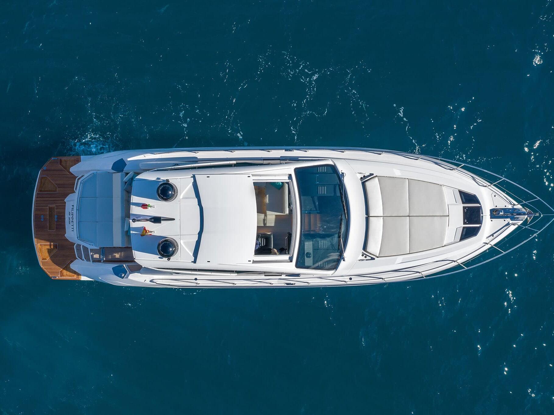 Filippetti Sport 55 - Open Yacht